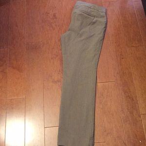 Loft tan pants.8P. 28 inch inseam.